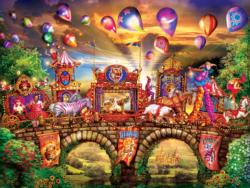 Carnivale Parade - Scratch and Dent Carnival Jigsaw Puzzle