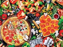 Viva la Pizza Italy Jigsaw Puzzle