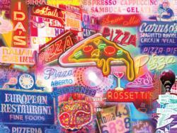 Viva Italia Nostalgic / Retro Jigsaw Puzzle