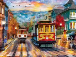 San Francisco Rise San Francisco Jigsaw Puzzle