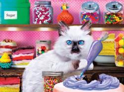Kitten Cake Shop Sweets Large Piece