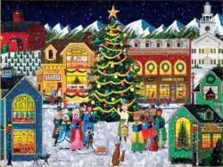 Holiday Harmony Christmas Large Piece