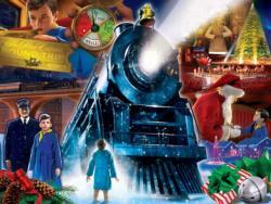 The Polar Express  Ride Christmas Jigsaw Puzzle