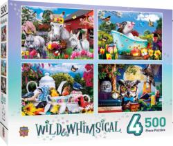 Wild & Whimsical - 4-Pack Flowers Multi-Pack