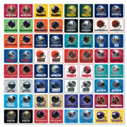 NFL Matching Game Father's Day