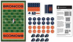 Denver Broncos Checkers
