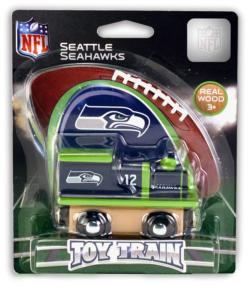 Seattle Seahawks Train Sports Toy