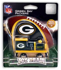 Green Bay Packers Train Sports Toy