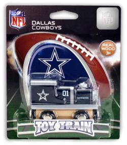 Dallas Cowboys Train Sports Toy