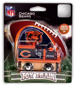 Chicago Bears Train Chicago Toy