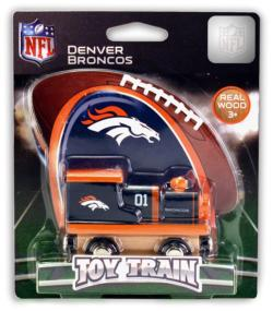 Denver Broncos Train Sports Toy