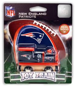 New England Patriots Train Sports Toy