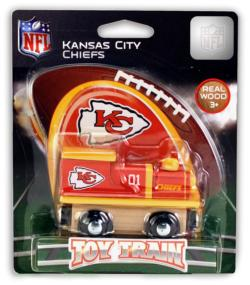Kansas City Chiefs Train Sports Toy