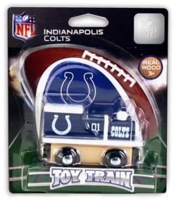 Indianapolis Colts Train Sports Toy