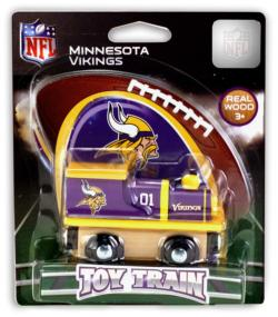 Minnesota Vikings Train Sports Toy