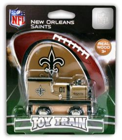 New Orleans Saints Train Sports Toy