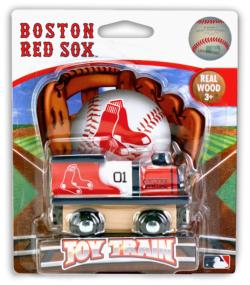 Boston Red Sox Train Boston Toy
