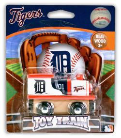 Detroit Tigers Train Sports Toy