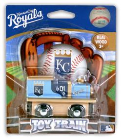Kansas City Royals Train Baseball Toy