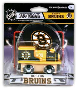 Boston Bruins Train Boston Toy