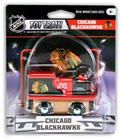 Chicago Blackhawks Train Chicago Toy