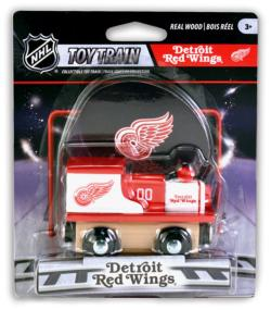Detroit Red Wings Train Sports Toy