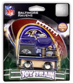 Baltimore Ravens Train - Scratch and Dent Sports Plush Toy