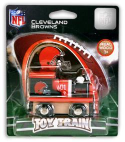 Cleveland Browns Train - Scratch and Dent Sports Toy