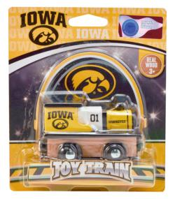 Iowa Team Train Sports Toy