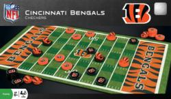Cincinnati Bengals Checkers - Scratch and Dent
