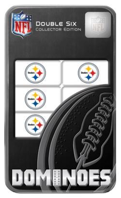 Pittsburgh Steelers Dominoes