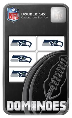 Seattle Seahawks Dominoes