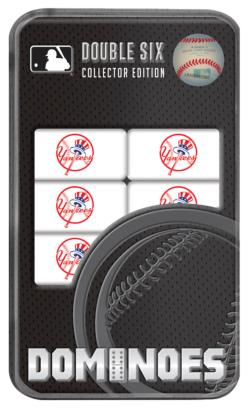 New York Yankees  Dominoes - Scratch and Dent Father's Day