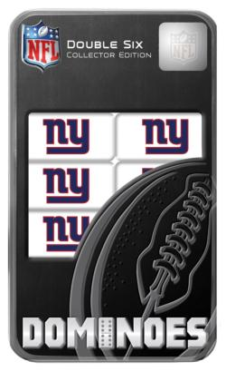New York Giants Dominoes
