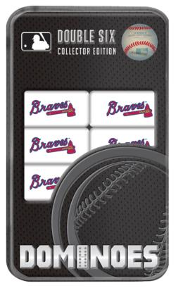 Atlanta Braves Dominoes Space