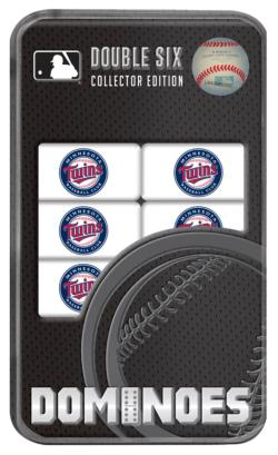 Minnesota Twins Dominoes