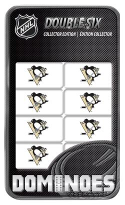 Pittsburgh Penguins Dominoes