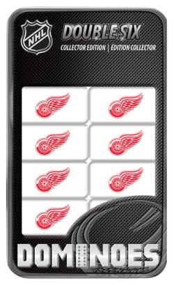 Detroit Red Wings Dominoes