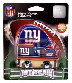 New York Giants Train Sports Toy