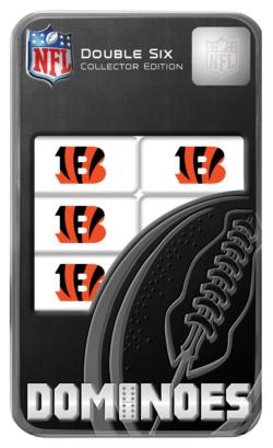 Cincinnati Bengals Dominoes