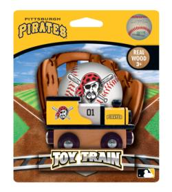 Pittsburgh Pirates Train Baseball Toy