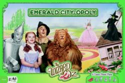 The Wizard Of Oz - Emerald City Opoly
