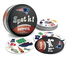 Spot It!  New England Patriots