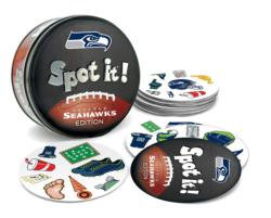 Spot It!  Seattle Seahawks