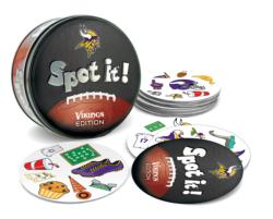 Minnesota Vikings Spot It! - Scratch and Dent