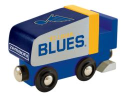 St. Louis Blues Wood Train Zamboni St. Louis