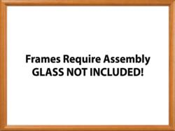 """18"""" x 24"""" Wood Puzzle Frame"""