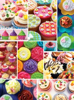 Cupcake Craze Sweets Jigsaw Puzzle