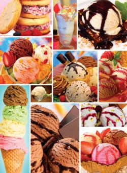 Ice Cream Dream Photography Jigsaw Puzzle