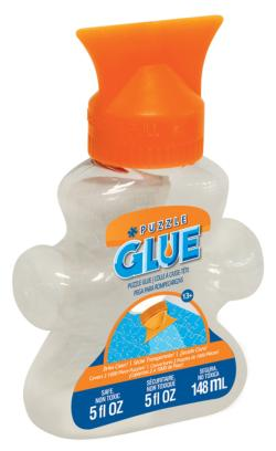 MasterPieces 5oz Shaped Glue Bottle Jigsaw Puzzle